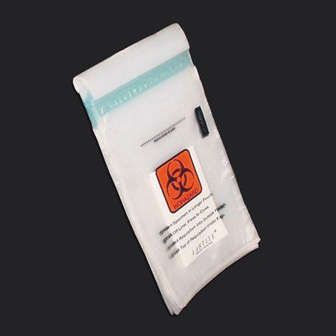 Glue Closure Specimen Bags